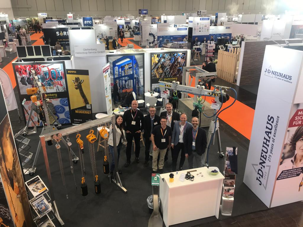 Messe maintenance 2020 in Dortmund